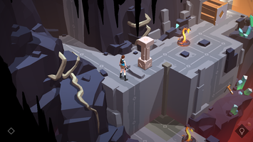 Lara Croft GO – The Shard of Life