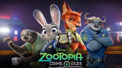 Zootopia Crime Files: Hidden Object