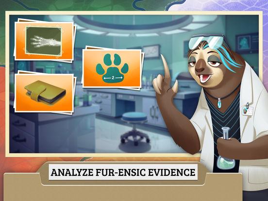 Výsledek obrázku pro zootopia crime files