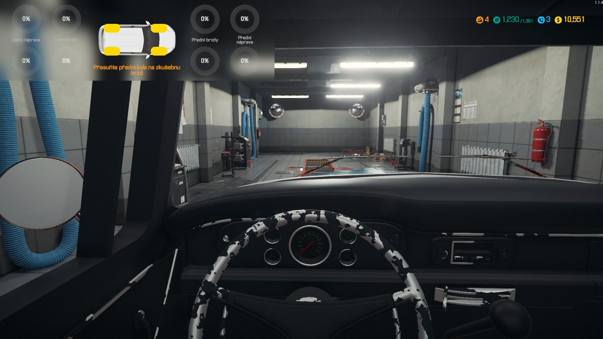 car mechanic simulator 2018 requirements