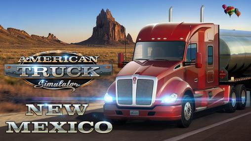 American Truck Simulator - New Mexico