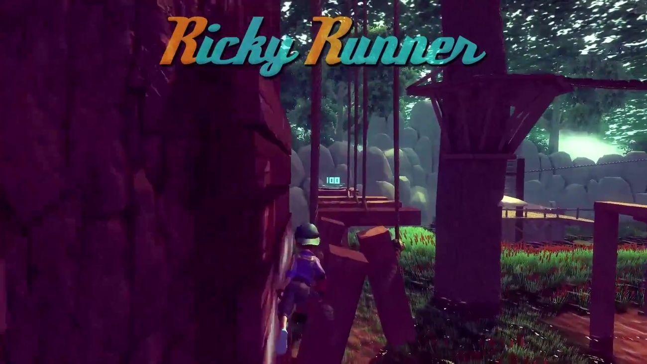 Ricky Runner