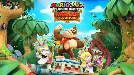 Mario + Rabbids: Kingdom Battle - Donkey Kong Adventure