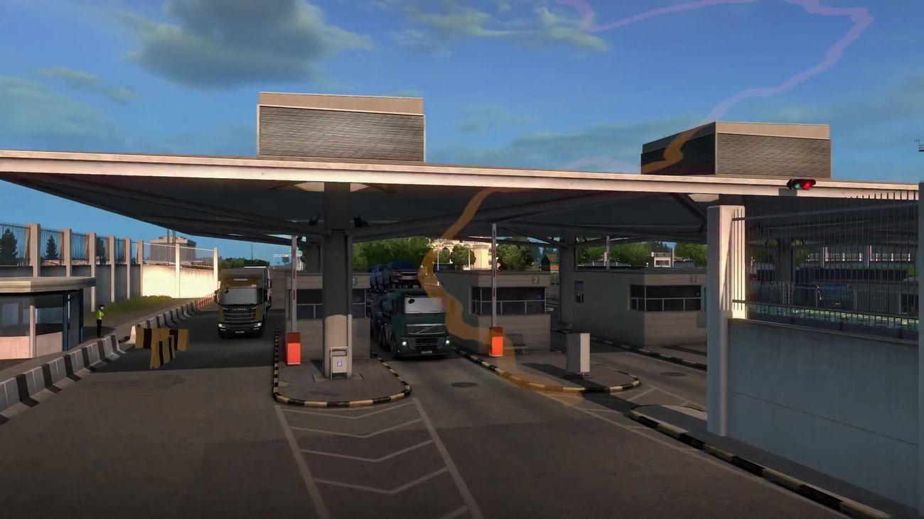 Euro Truck Simulator 2: Road to the Black Sea