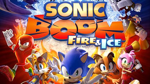 Sonic Boom: Fire & Ice