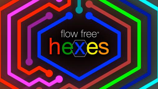 Flow Free: Hexes