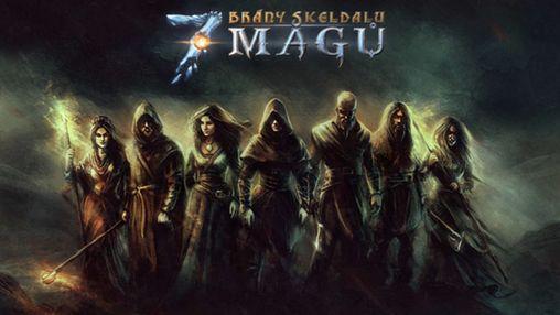 Brány Skeldalu 3: Sedm mágů (PC verze)