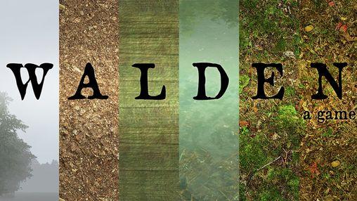 Walden, a game