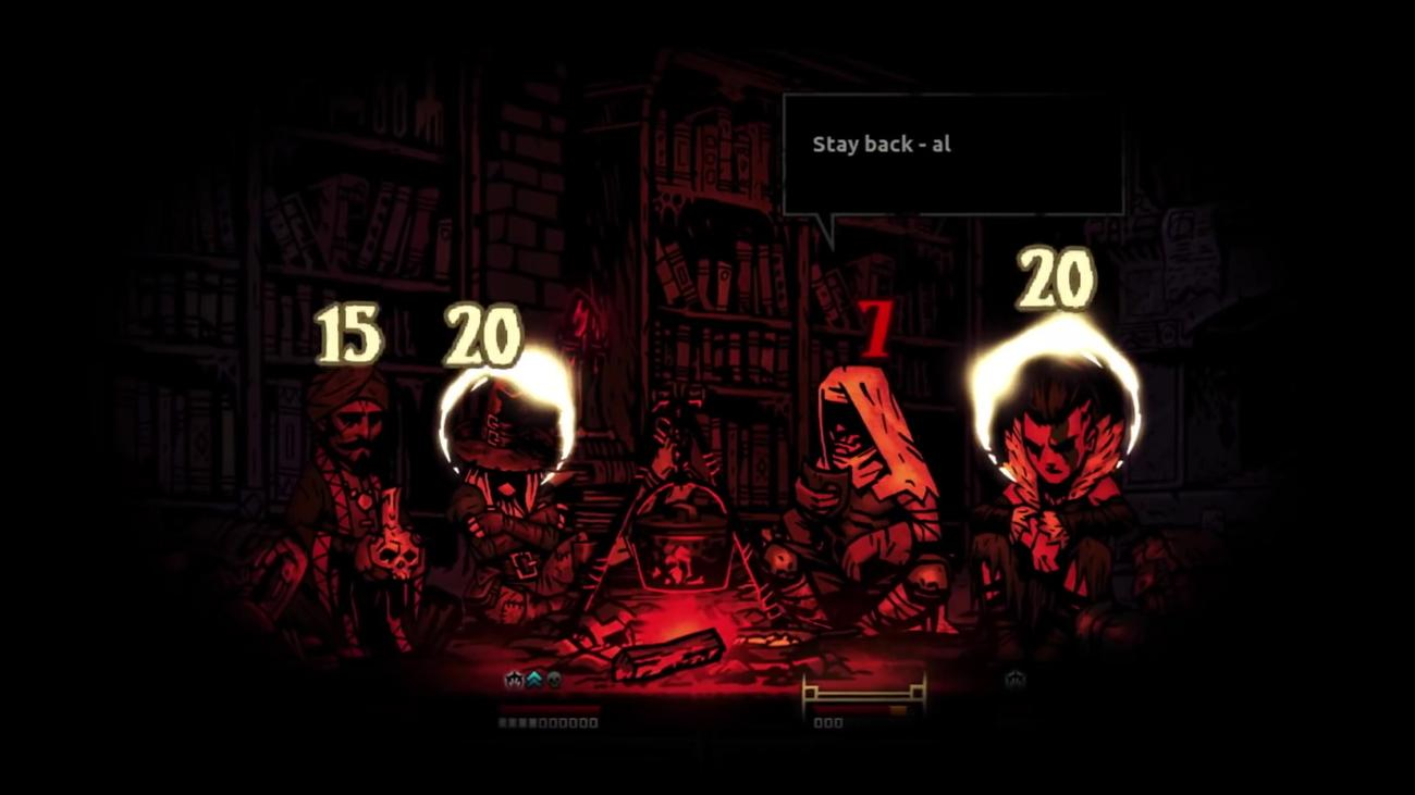 Darkest Dungeon: Tablet Edition
