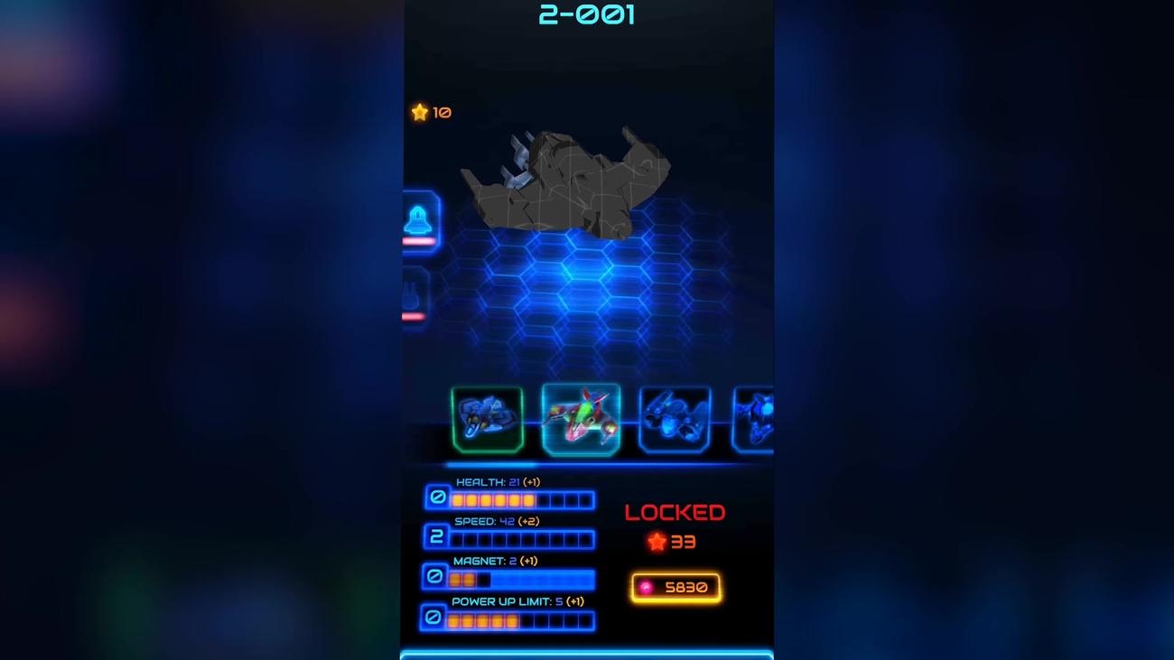 Neonverse Invaders