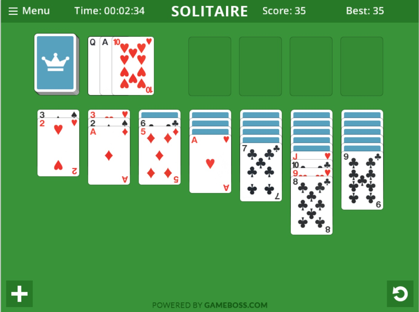 Master Solitaire Zdarma Hry Online