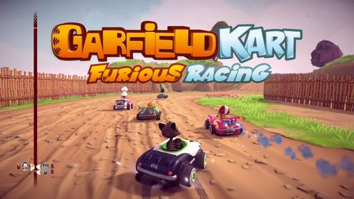 Garfield Kart: Furious Racing