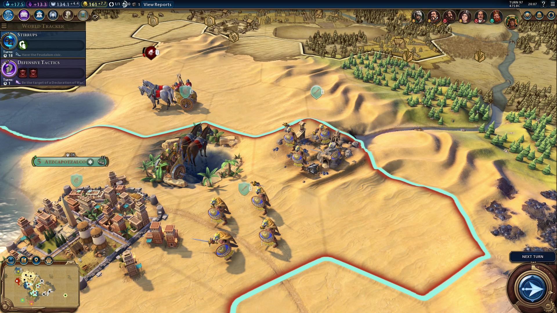 Civilization VI (verze pro Switch) - Hry cz