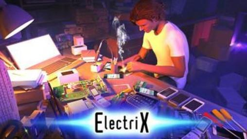 ElectriX: Electro Mechanic Simulator