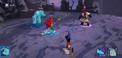 Disney Sorcerer's Arena