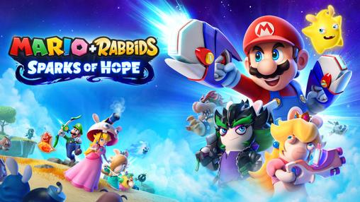 Mario + Rabbids Sparks of Hope