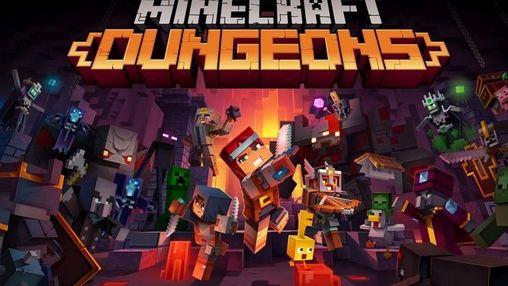 Minecraft Dugeons