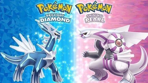 Pokémon Brilliant Diamond & Shining Pearl