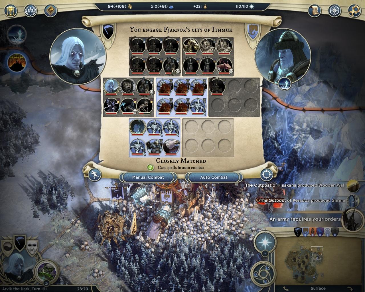 Age of wonders iii eternal lords | Eternal Lords Campaign