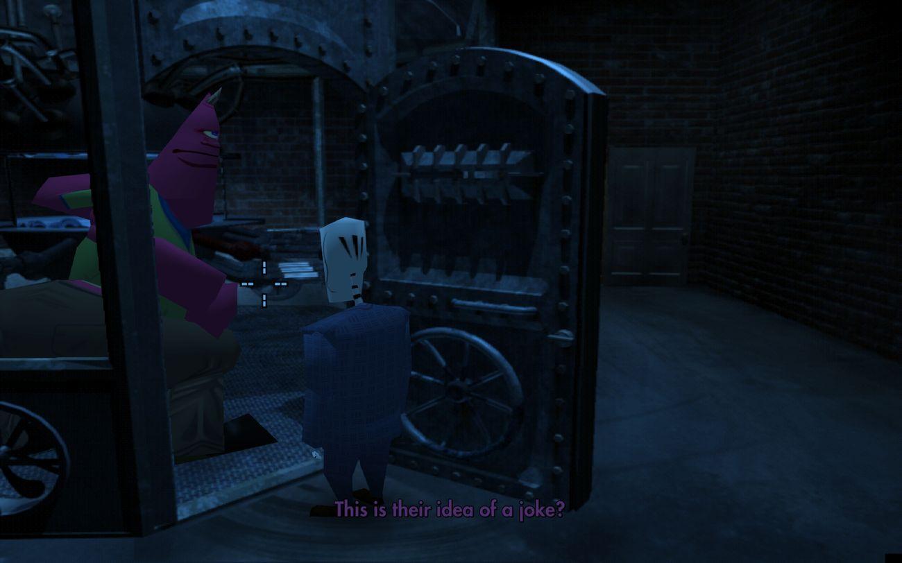 Grim Fandango Remastered