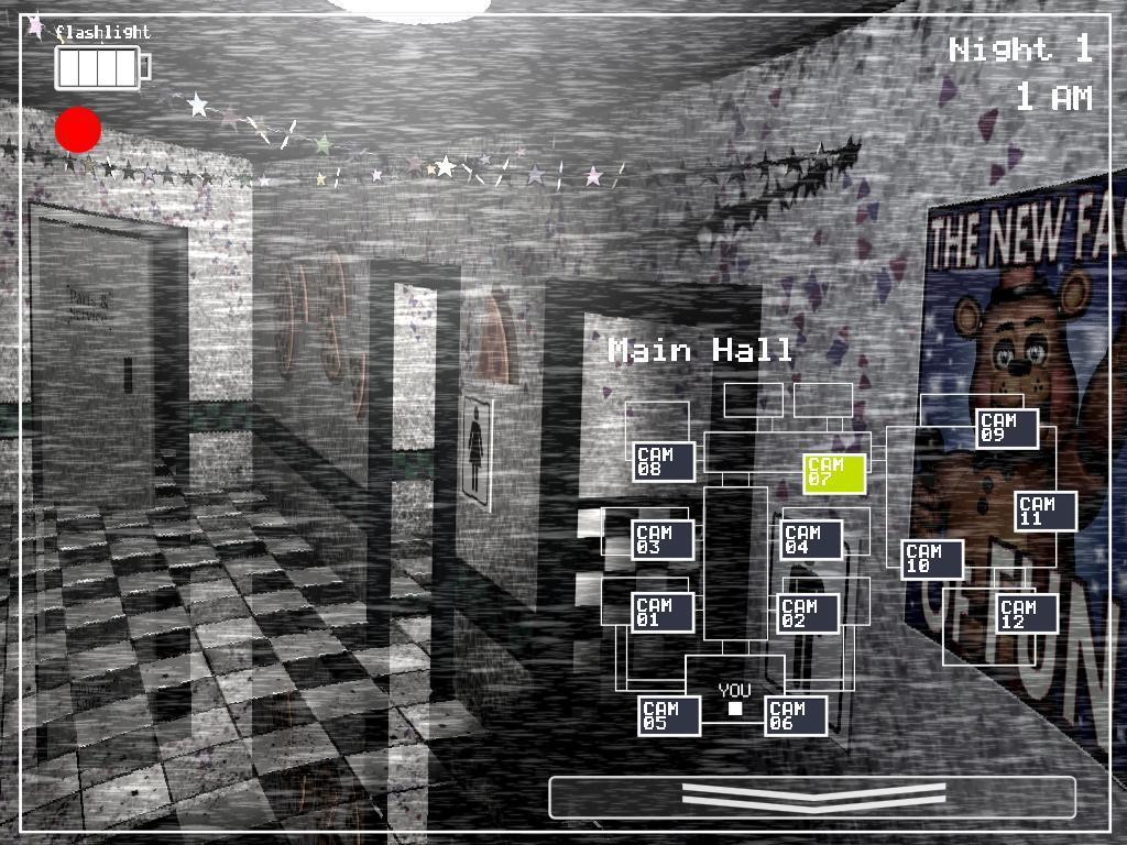 Five Nights at Freddy's 2 - Hry cz