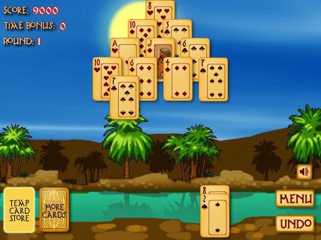 Pyramiden Spiele