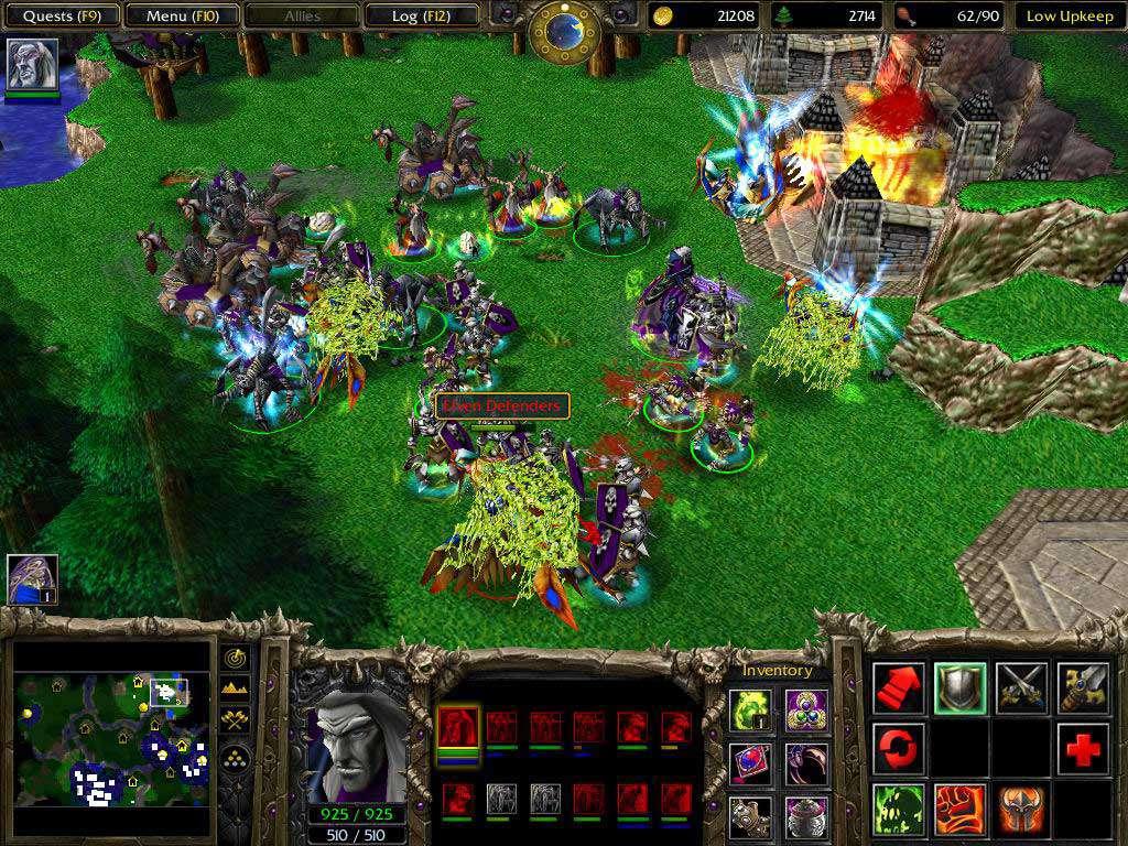 an introduction to the warcraft 3 the frozen throne Warcraft pc english (uk) english (uk)  introduction and gameplay for warcraft 2  compra tus juegos más baratos y usa el código dtg para un 3% de descuento:.