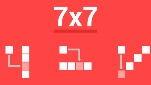 7x7 - Best Color Strategy Game