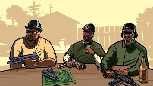 Grand Theft Auto: San Andreas (mobilní verze)