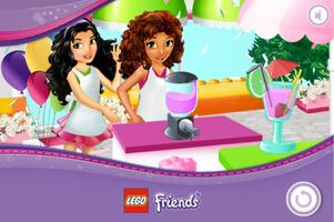 LEGO Friends Džusový bar