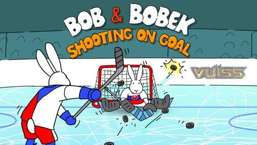 Bob a Bobek: Střílení na branku