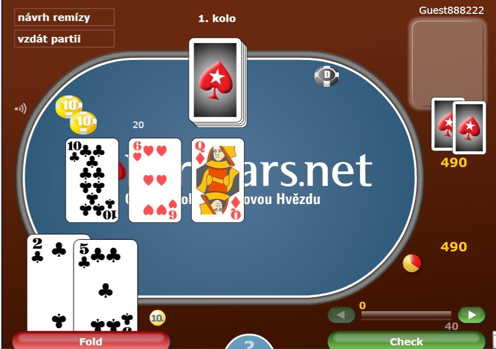 Texas holdem poker online po polsku