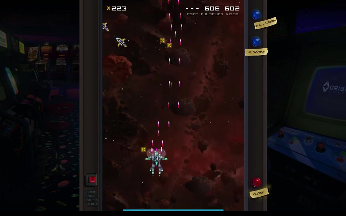 Hyper Vanguard Force IV