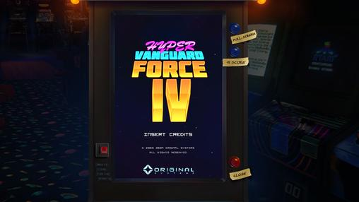Hyper Vanguard Force IV