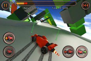 Jet Car Stunts (mobilní verze)