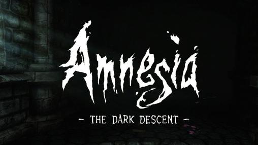 Amnesia: The Dark Descent